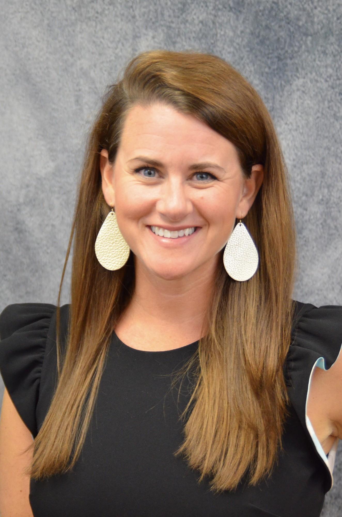 Misty Burton, Junior League of Columbia President